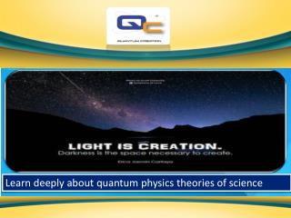 What are quantum physics theories