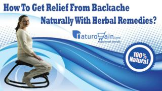 How To Get Relief From Backache Naturally With Herbal Remedies?