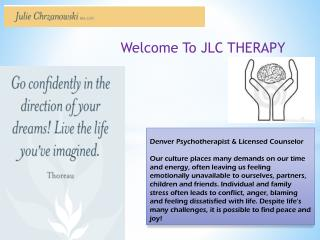 JLC Therapy