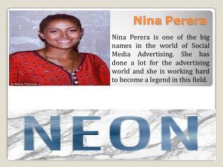 Nina Perera Model Agency