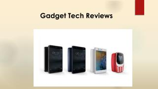 Gadget Tech Reviews
