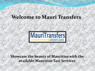 Mauritius taxi services, mauritius airport transfers