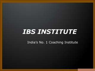 IBS Coaching