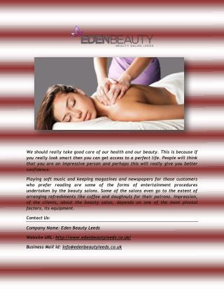 Get Microdermabrasion Facility in Leeds