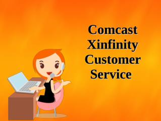 Comcast Xinfinity Customer Service