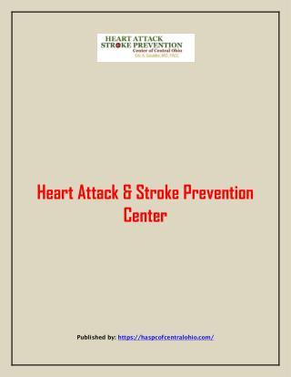 Heart Attack & Stroke Prevention Center