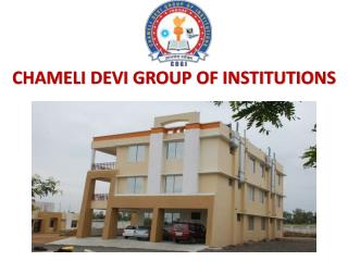 Best Placement Engineering Colleges in MP | Chameli Devi Group of Institutions
