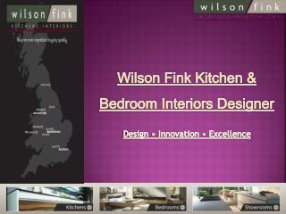 German Kitchen North London - Wilson Fink