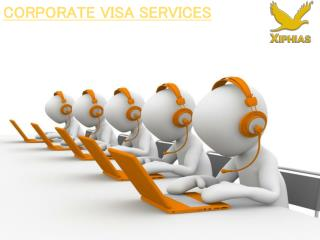 Corporate visa services for Canada