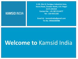Eva Sheets Suppliers | Kamsid India