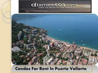 Condo Rentals In Puerto Vallarta | Vacation Rentals Puerto Vallarta