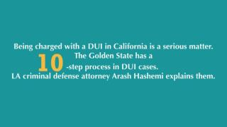 Los Angeles Criminal Defense Lawyer - Call Arash Hashemi (310) 448-1529 * 24 Hours a Day