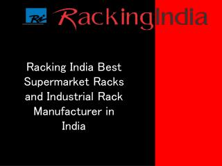 Departmental Store Racks | Racking India