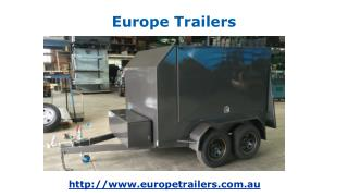 Europe Trailers