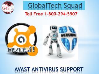 Avast Antivirus Support | GlobalTech Squad