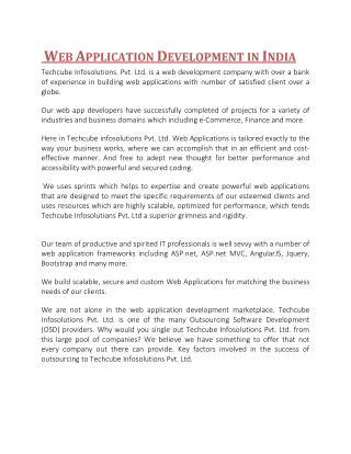 web development agency in Pune | web development company Pune