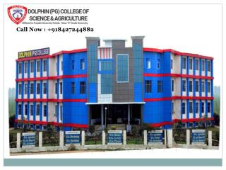 Admission Notification Related Bsc Agribusiness management