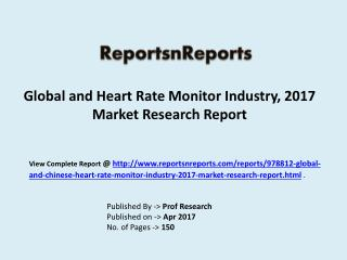 Heart Rate Monitor Market Trends and 2022 Forecasts for Manufacturers