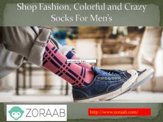 Cool Socks For Men