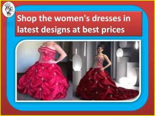 Purchase  women's  dresses in new designs from Darius Cordell