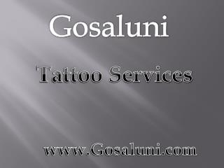 Tattoo Services at Home | Tattoo Artists, Parlors in Hyderabad