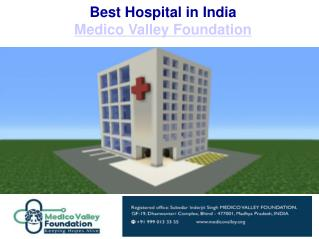 Best hospital in MP, India