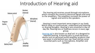 Why It's Important to Get Your Hearing Checked