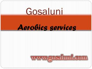 Aerobics Centers in hyderabad Aerobic Services at Home in hyderabad