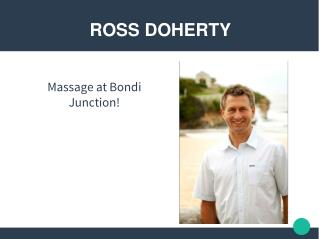 Best Remedial and Sports Massage in Bondi Junction!