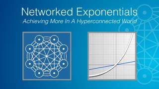 Networked Exponentials