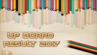 Up Board Result 2017 - Check Now Your Up Board 10th Result 2017