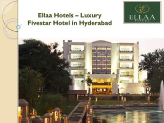 Hotels in Gachibowli Hyderabad