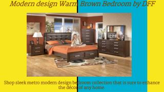 Modern Bedroom collection by Direct Factory Furniture