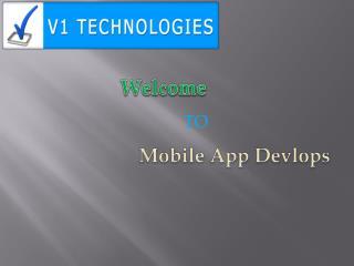 Mobile App Designers