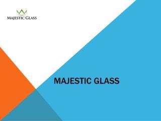 Majestic Glass - Sydney, NSW