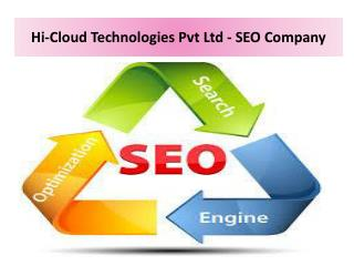 Hi Cloud Technologies -  Best Search engine marketing Company