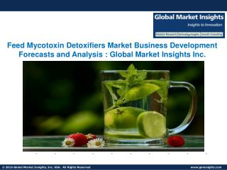 Feed Mycotoxin Detoxifiers Market Analysis and Current Business Trends by 2024