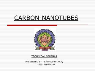 CARBON-NANOTUBES
