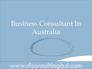 Company Incorporated In Australia