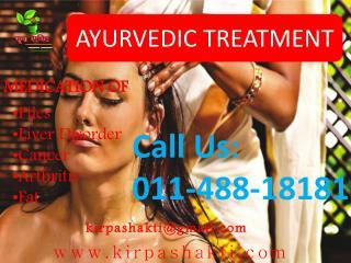 Ayurvedic  treatment in India