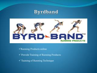 Sporting goods by Byrdband