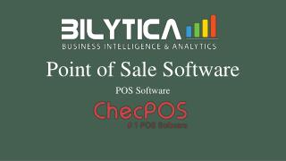 Point of Sale Software for retail business