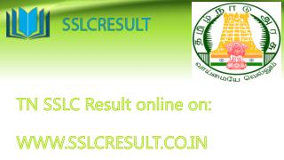 TN SSLC result 2017 Excepted to be Proclaimed on 25th May 2017