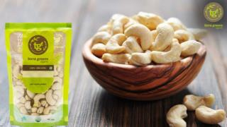 ORGANIC CASHEW NUTS & HEALTH: MADE FOR EACH OTHER