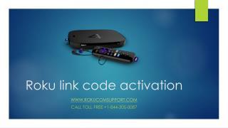 Roku Link Code Activation