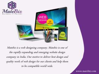 Get Well Design By Website Design Company India
