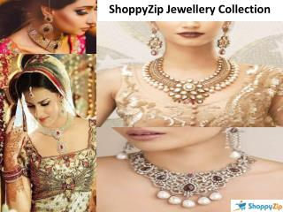 ShoppyZip Jewellery Collection