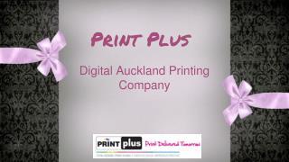 Booklet Printing - Print Plus