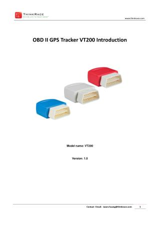 OBD 2 GPS Vehicle Tracker early check-up features. Know the hidden problems of your car early