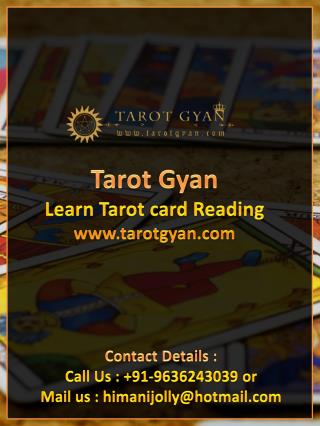 Know the Tarot Cards